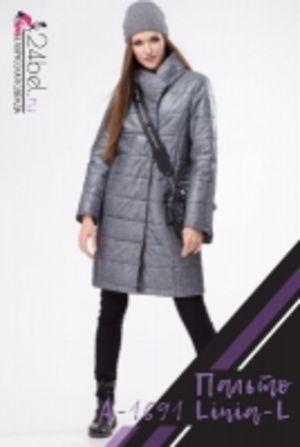 Утепленное пальто Linia-L