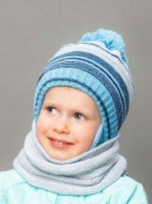 Утепленные шапки SHELTER Осень-Зима от ТМ Selfiework для мальчиков