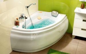 Ванна асимметричная JOANNA
