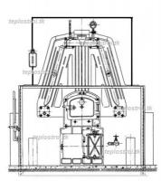 Водогрейный котел Универсал-6М
