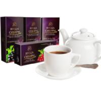 Ягодные чаи серии «Ягода Сибири»