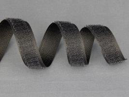 Застежка текстильная, петля/крючок, 16 мм, полиэфирная 100%