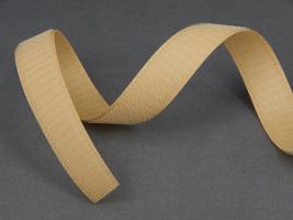 Застежка текстильная, петля/крючок, 25 мм, полиэфирная 100%