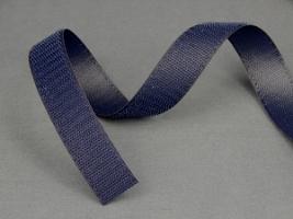 Застежка текстильная, петля/застежка, 30 мм, полиэфирная 100%