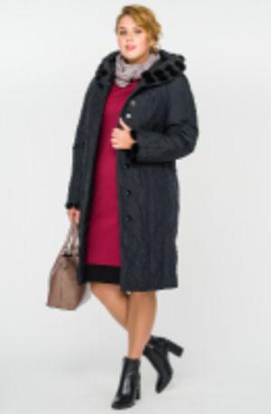 Женская верхняя одежда больших размеров от фабрики Форте Примо