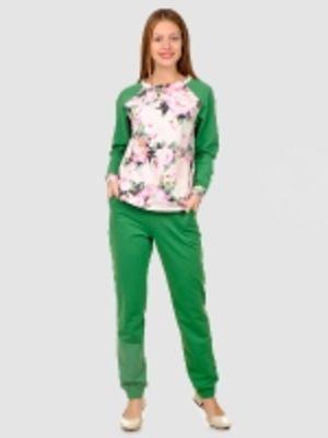 Женский костюм Салли зеленая