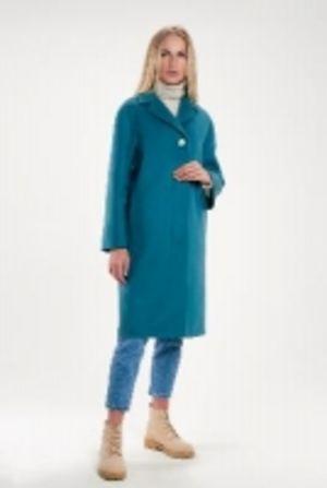 Женское пальто из драпа DOROTEYA