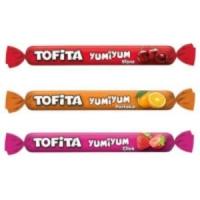 Жевательные конфеты Tofita yumi yum 6,7 гр (120 шт)