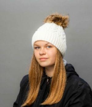 Зимние шапки женские молодежные от ТМ Selfiework