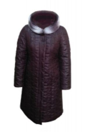 Зимние стеганые куртки для женщин