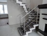 Ищем дилера продажа, монтаж готовых лестниц на металлокаркасе