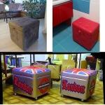 Ищем дилеров, партнеров по продаже мебели пуфики банкетки