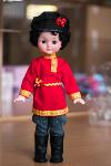 Куклы Ивановской фабрики игрушки
