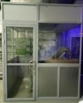 Курительная кабина, кабина для курения «Титан»