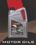 Немецкие моторные масла RAIDO - выгодная дистрибуция