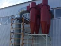 Оборудование для пылеудаления, аспирации, фильтры, циклоны