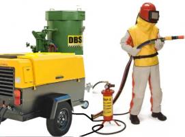 Акция на компрессоры для пескоструйного аппарата в «Альтаир»
