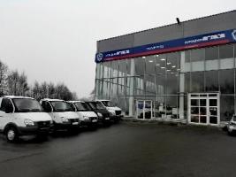 Автомобили «ГАЗ» в автосалоне «ТАУЭР-АВТО»