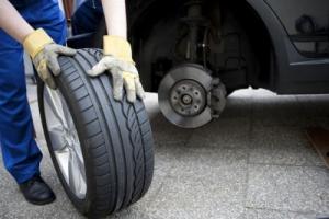 Бесплатный шиномонтаж при покупке комплекта колёс в интернет-магазине Marstire