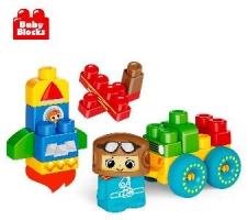 Детские конструкторы Baby Blocks с уникальными тематиками