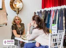 Компания Conkorde приняла участие в выставке тканей Textile Salon