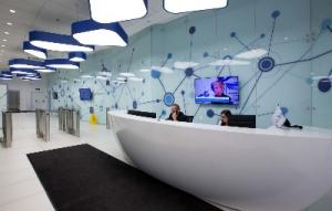 Конференц-залы «Просвещения» оснастили мультимедийным оборудованием