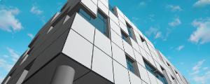Навесные вентилируемые фасады под ключ от компании «Железно»
