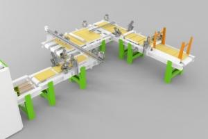 Новая линия для производства фасадных термопанелей