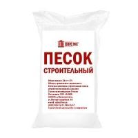 Песок строительный 30 кг/40 шт