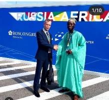 Саммит Россия – Африка 24 Октября 2019