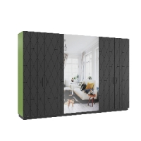Скидка на мебель серии Geometry в «1001 шкаф»