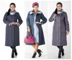 """Скоро новая коллекция """"Женская верхняя одежда больших размеров"""""""