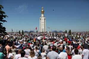 В Белгородской области отметили годовщину сражения под Прохоровкой