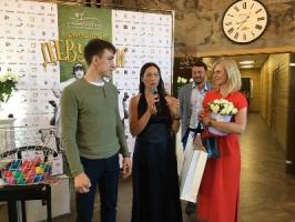 Ювелирный дом Flymi изготовил украшение для женского турнира по гольфу